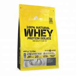 OLIMP SPORT NUTRITION 100% Natural Whey Protein Isolate 600 g