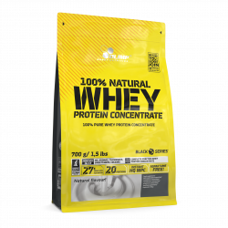OLIMP SPORT NUTRITION 100% Whey Protein Concentrate 0,7 kg bag EN,DE,FR,ES,IT,NL,PL