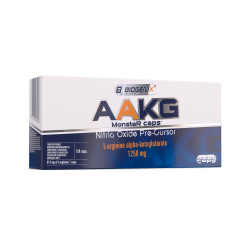 Biogenix Biogenix AAKG Monster Caps 120 tabletek