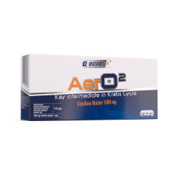 Biogenix Biogenix BCAA Monster Caps 120 kapsułek